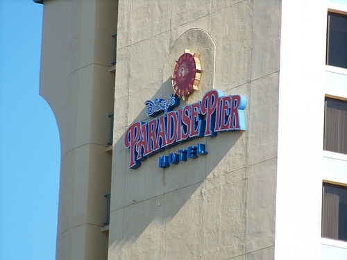 Paradise Pier Hotel by Castles, Capes & Clones, on Flickr